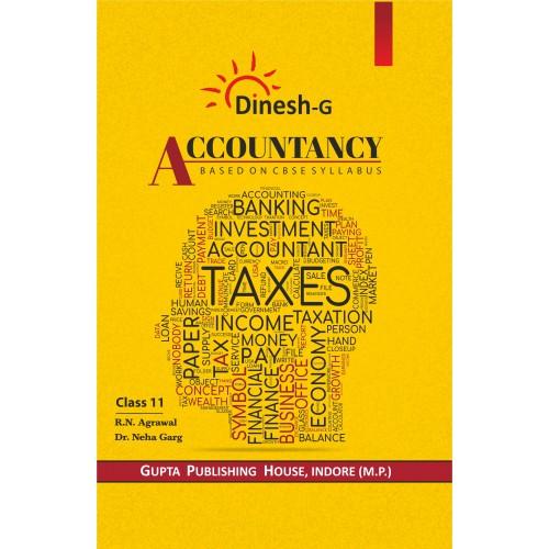 Accountancy - Class XI