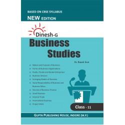 Business Studies - Class XI